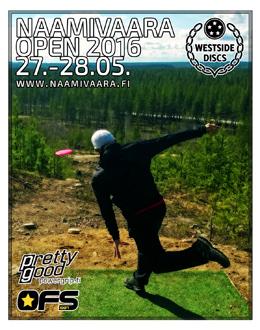 Naamivaara Open